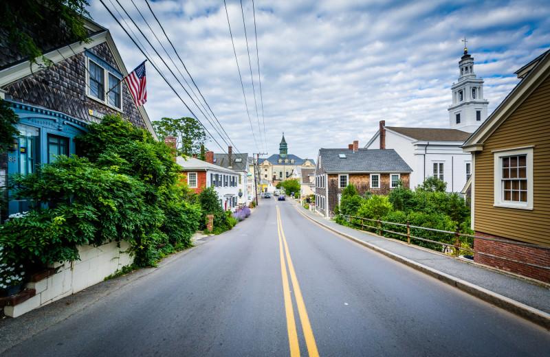 Town near Beach Realty.