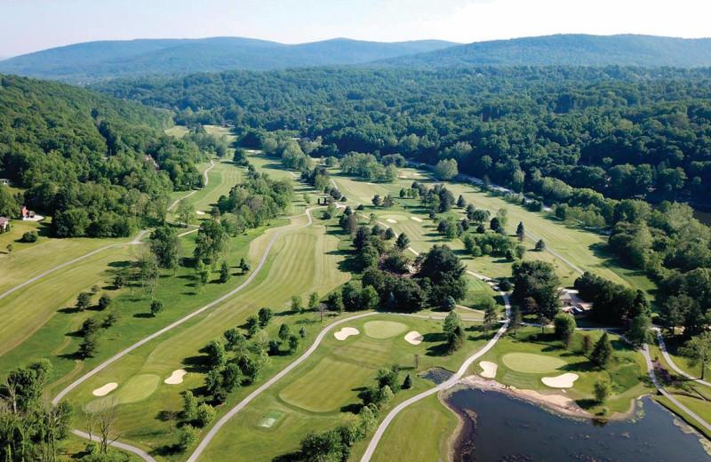 Golf at Liberty Mountain Resort