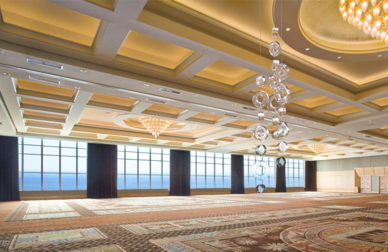 Ballroom at The Westin Diplomat Resort.