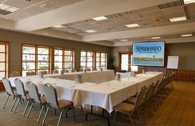 Meeting Room at Semiahmoo Resort
