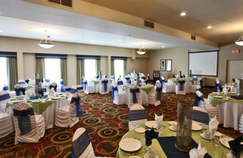 Banquet Hall at the Fairfield Inn & Suites by Marriott Belleville