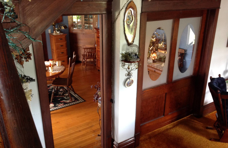 Interior view of Country Haven B&B.