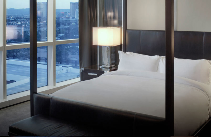 Guest Room at Hard Rock Hotel