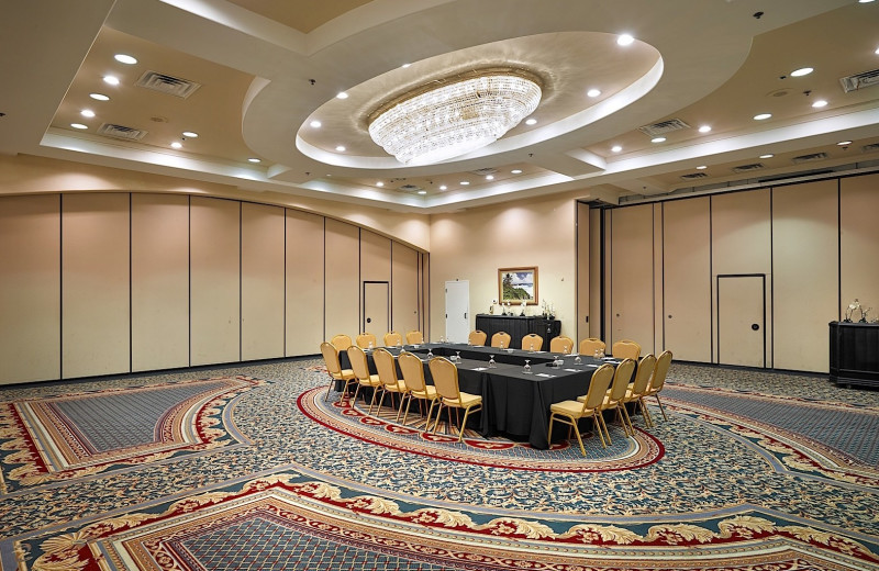 Conference room at Plaza Resort & Spa.