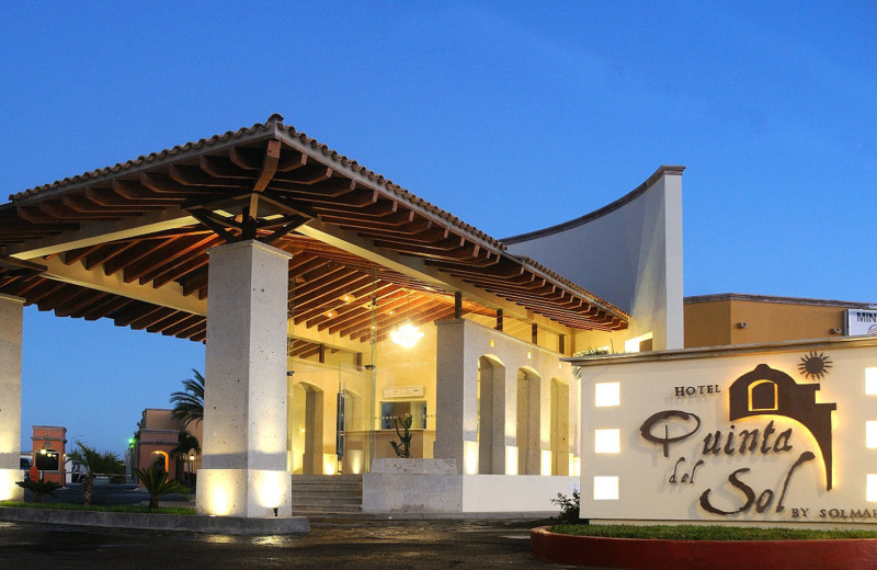 Exterior view of Hotel Quinta del Sol by Solmar.