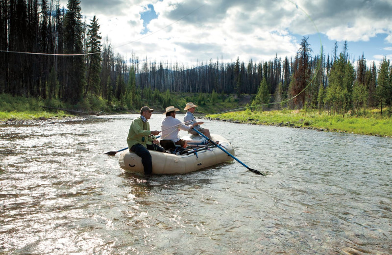 Fishing at The Green O.