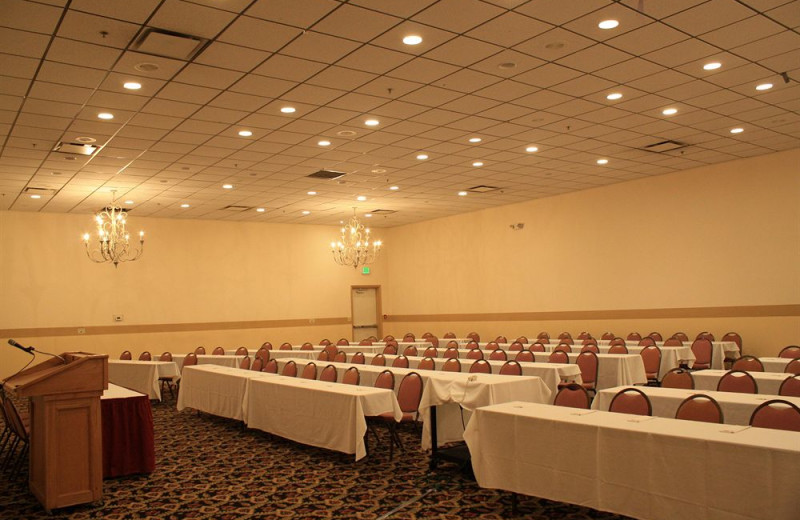 Conference at Inn at Grand Glaize.