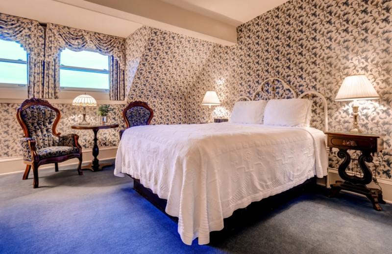 Guest Room at Hotel Boulderado