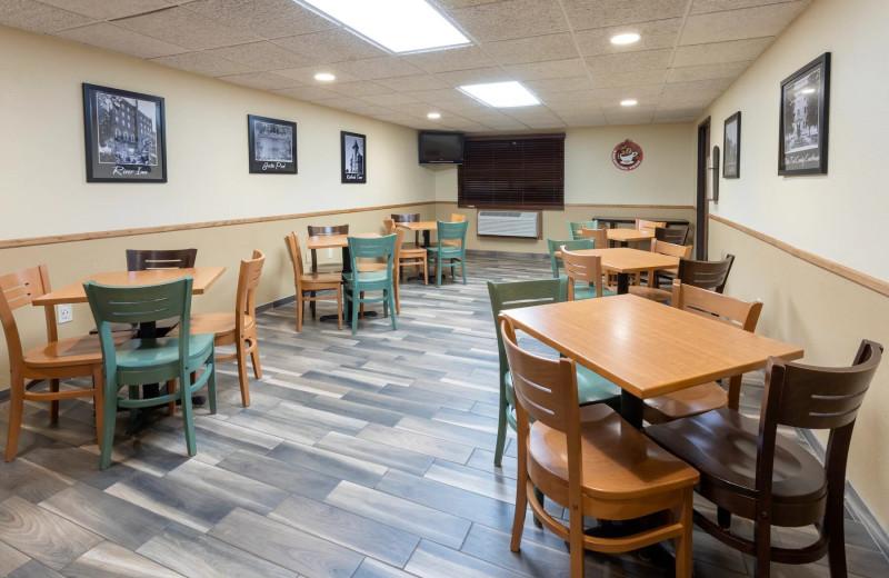 Dining room at AmericInn by Wyndham - Fergus Falls.