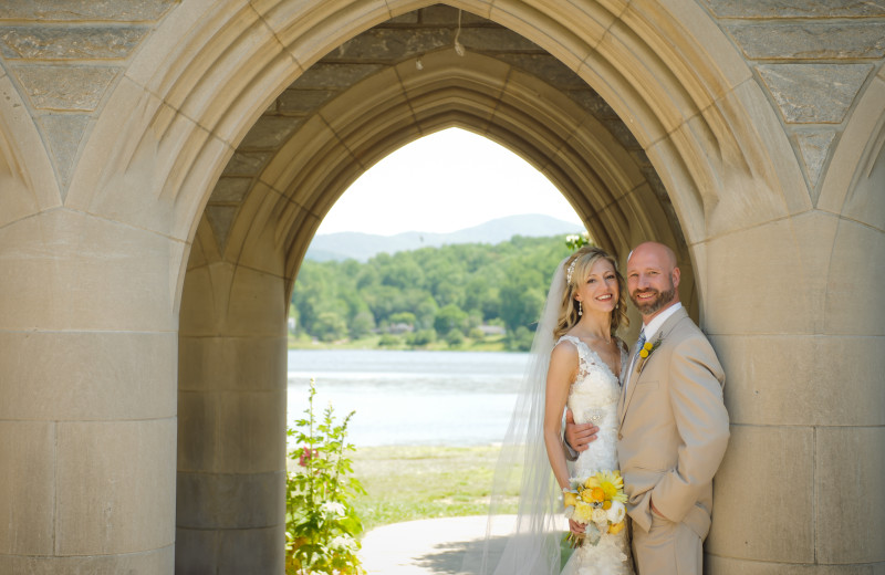 Lake Junaluska Conference and Retreat Center offers a variety of wedding ceremony and reception venues.