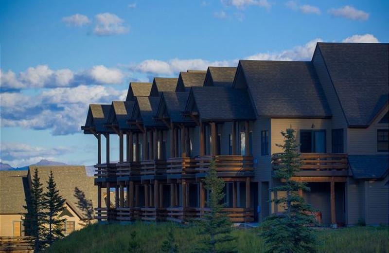 Rental exterior at Black Diamond Vacation Rentals.