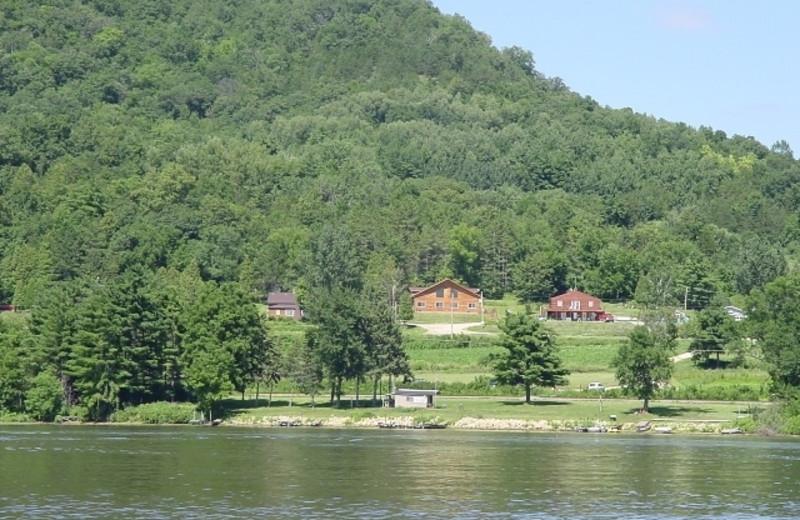 Exterior Resort View at Cedar Ridge Resort