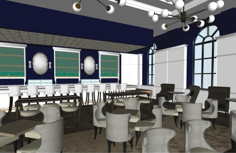 Dining Area at Hotel Indigo Baltimore - Mt. Vernon