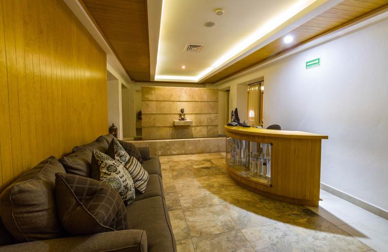 Desk at Royal Solaris - Los Cabos.