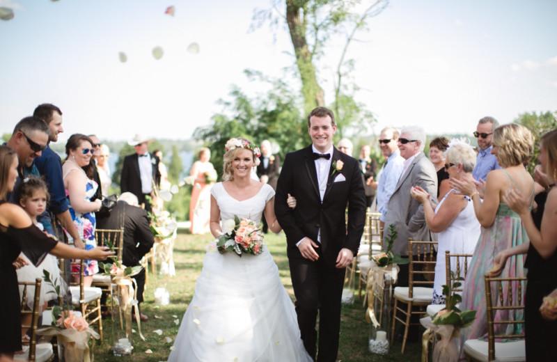 Wedding at Eganridge Resort, Country Club & Spa.