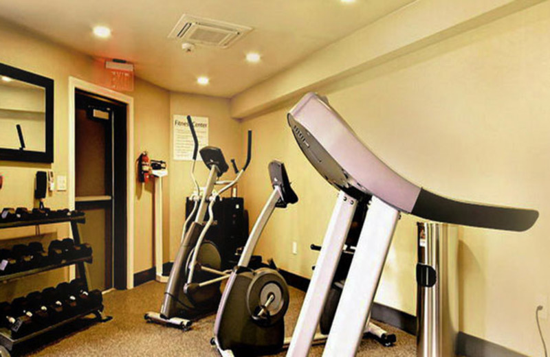 Fitness Equipment at Holiday Inn Express Mountain View-S Palo Alto