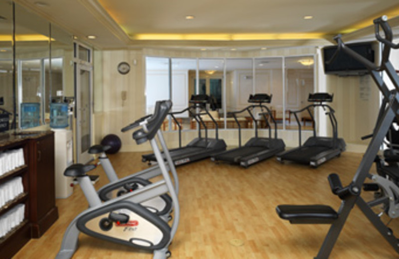 Fitness Center at Sheraton Read House