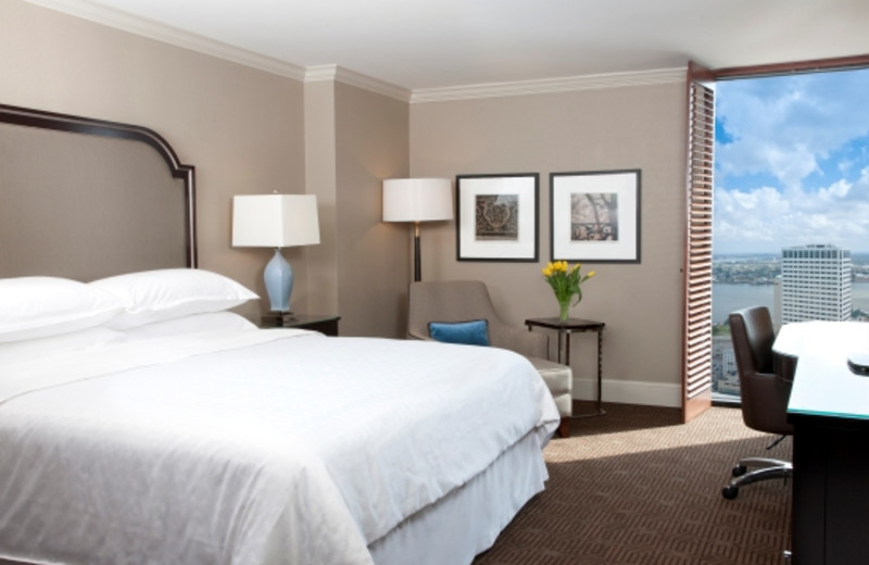 King Suite at Sheraton New Orleans Hotel
