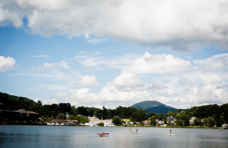 Enjoy the many fun things to do at Lake Junaluska.