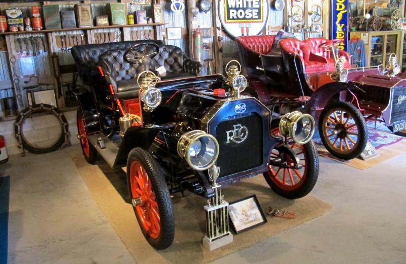 Museum near Eganridge Resort, Country Club & Spa.