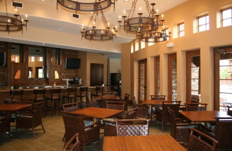 Dining Tables at Gateway Canyons Resort