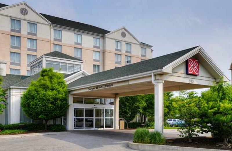 Welcome to the Hilton Garden Inn Toronto/Burlington