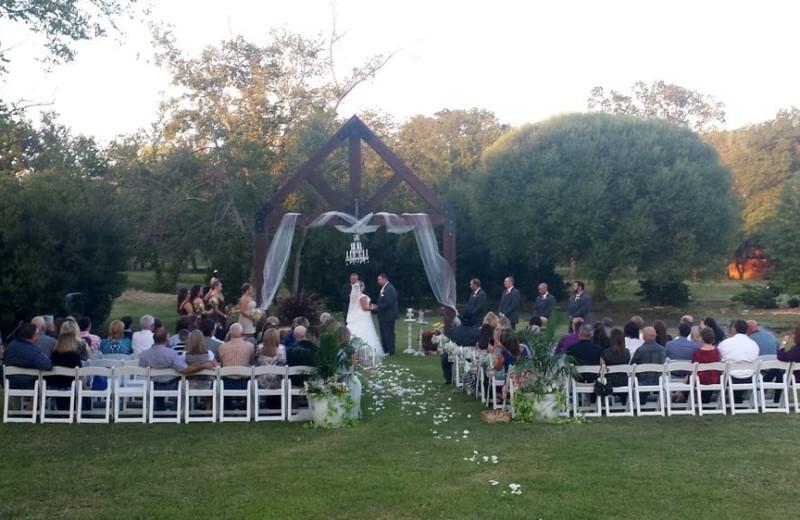 Weddings at Mill Creek Ranch Resort.