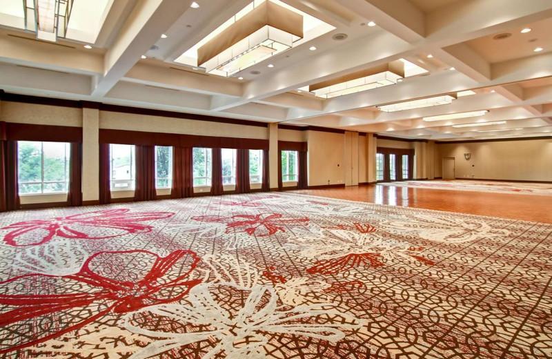 Ballroom at DoubleTree Fallsview Resort & Spa by Hilton - Niagara Falls.