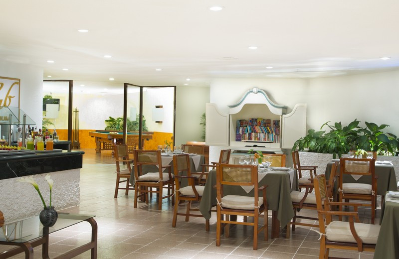 Buffet Restaurant at Barcelo Huatulco Beach
