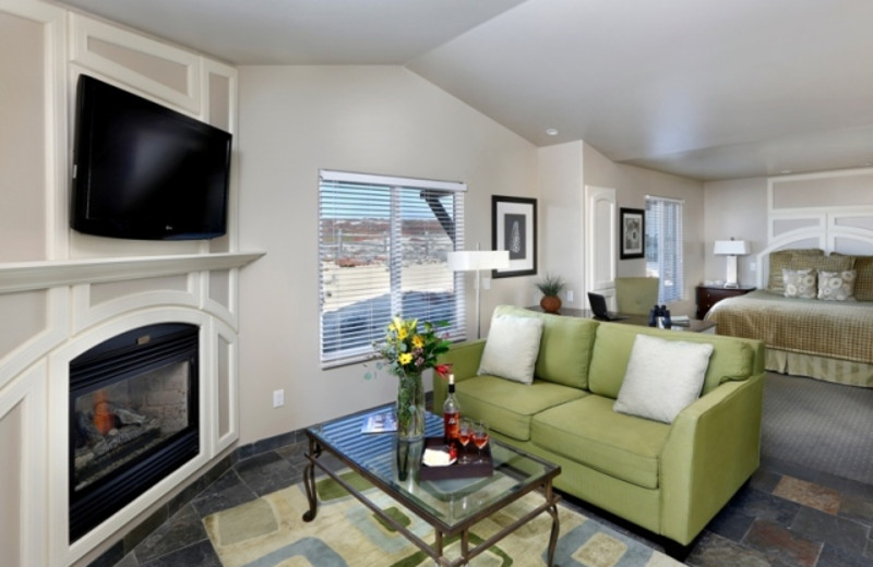 Guest Suite at The Sanctuary Beach Resort