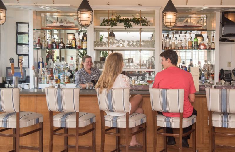 Bar at Winnetu Oceanside Resort.