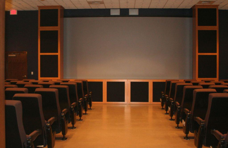 Movie theater at Westgate Town Center.