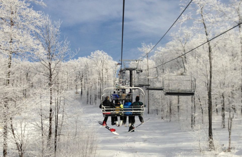 Ski Lifts at Wisp Resort