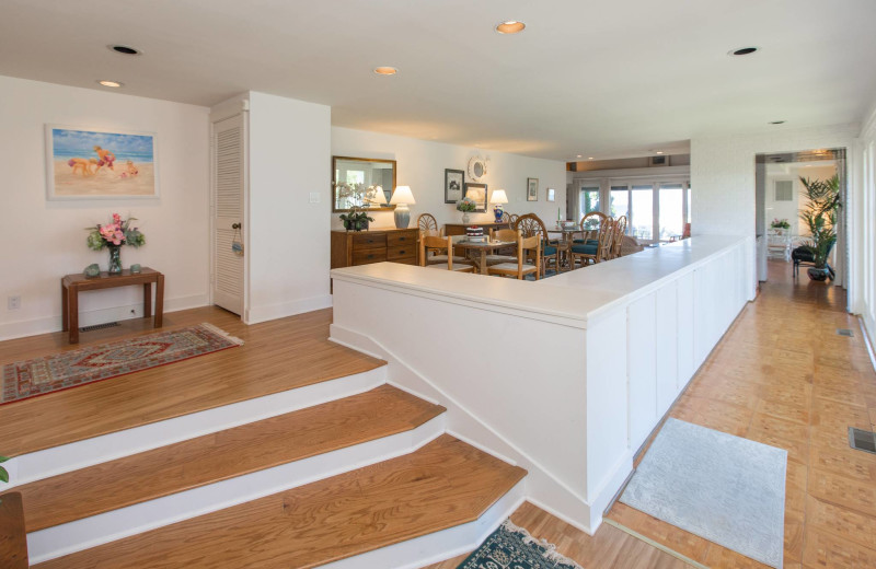 Rental dining room at Atkinson Realty.