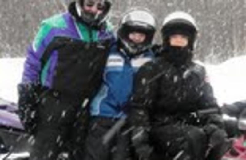 Winter Fun at Kavanaugh's Sylvan Lake Resort