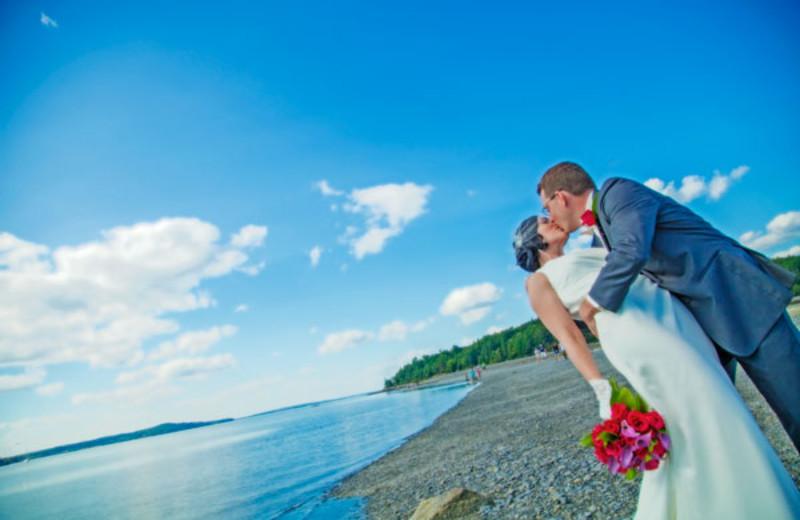 Wedding at Atlantic Oceanside Hotel & Conference Center.