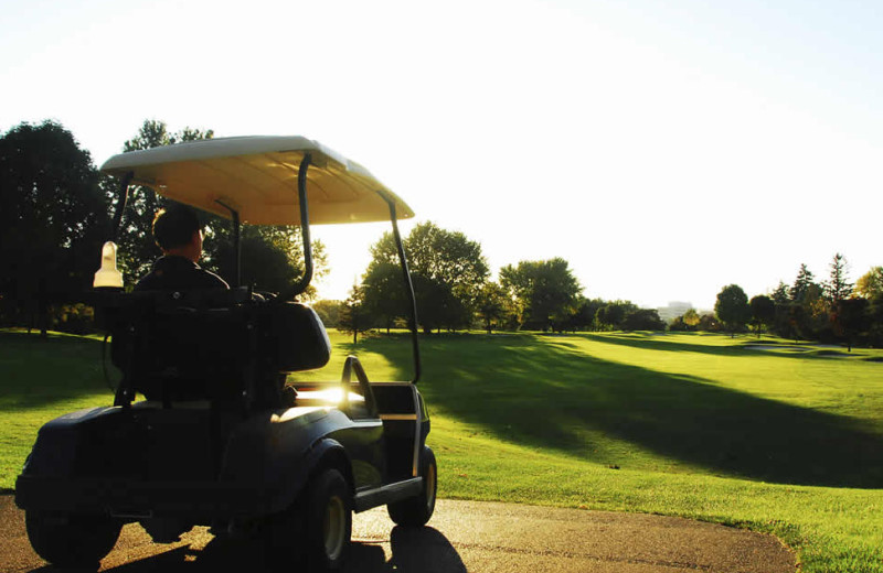 Golf course at Lake Travis & Co.