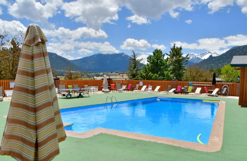 Outdoor pool at Murphy's Resort.