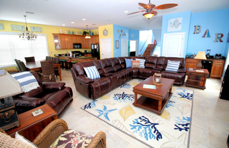 Rental livingroom at Boardwalk Realty Inc.