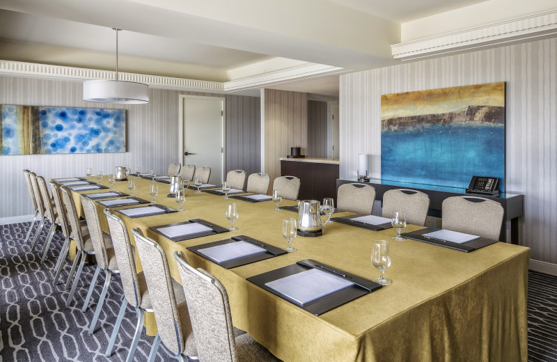 Meetings at Manchester Grand Hyatt San Diego.