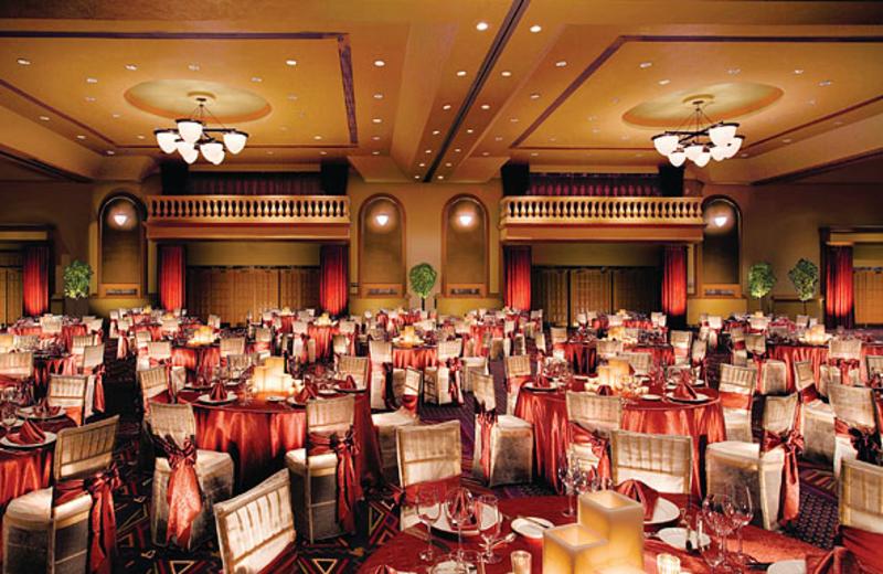 Reception at Arizona Grand Resort.