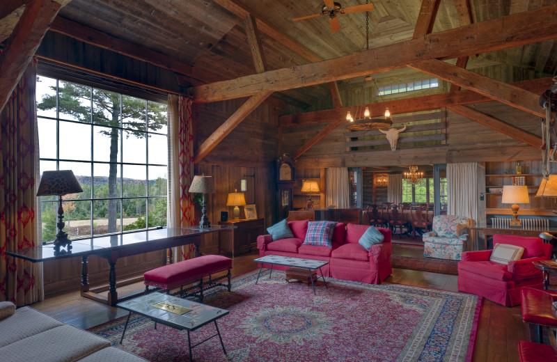 Comfortable and spacious accommodations at Lake Placid Vacation Homes.