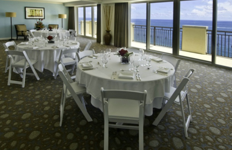 Dining Room at The Atlantic Hotel & Spa