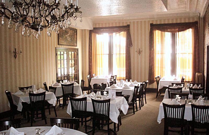 Dining at the Hotel Wayne