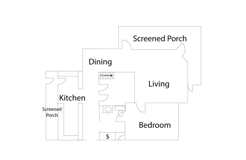 Layout at Ocean Point 18.