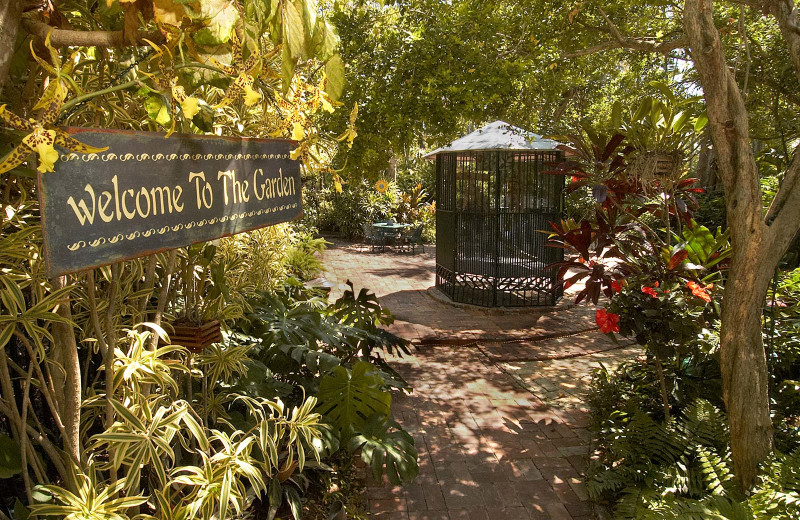 Welcome to the Garden at The Gardens Hotel