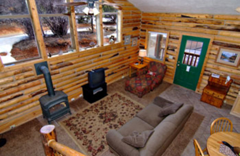 Experience Zion National Park With The Overlook Cabin