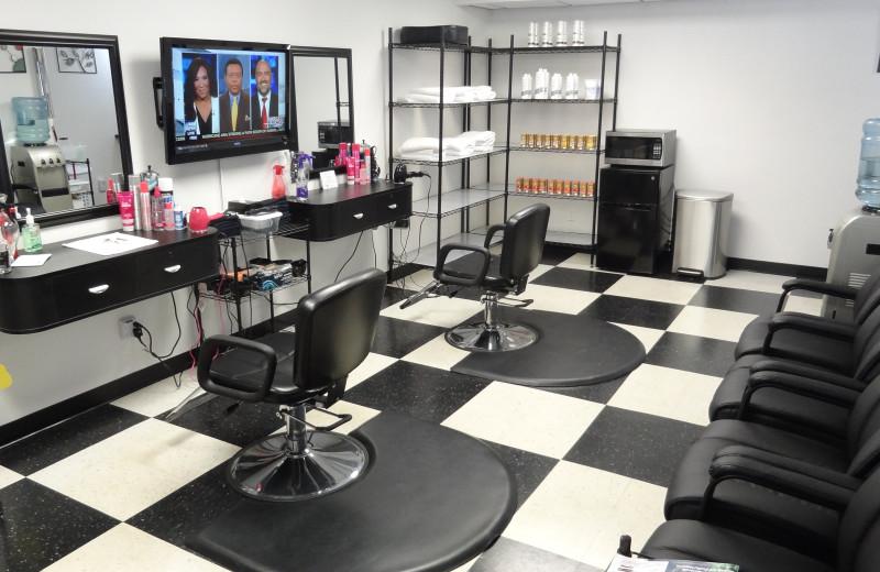 Salon at @ Michigan Inn and Lodge
