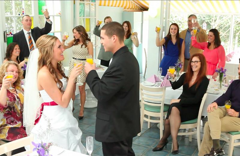 Weddings at Carroll Villa.