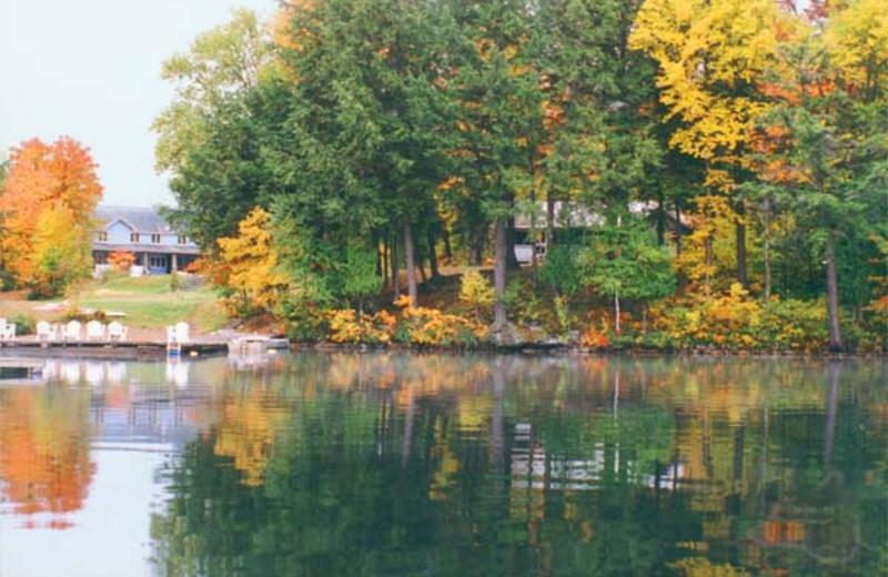 Exterior View of Walker Lake Resort